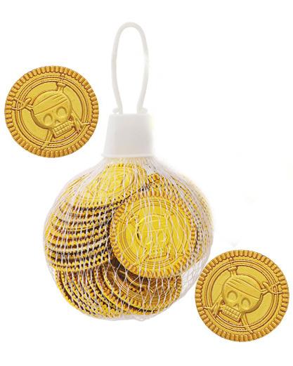 guld mønter til leg