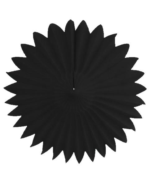 sort papirvifte