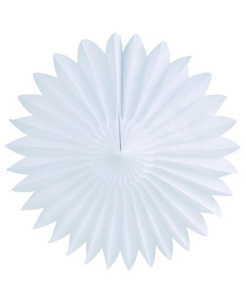 hvid papirvifte silkepapir