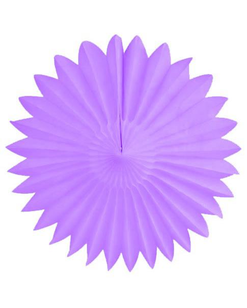 Lavendel papirfane