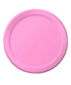 Stor candy pink tallerken