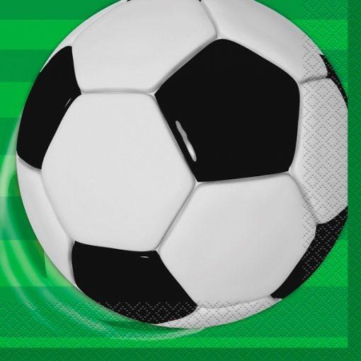 Fodbold serviet - fodbold fest