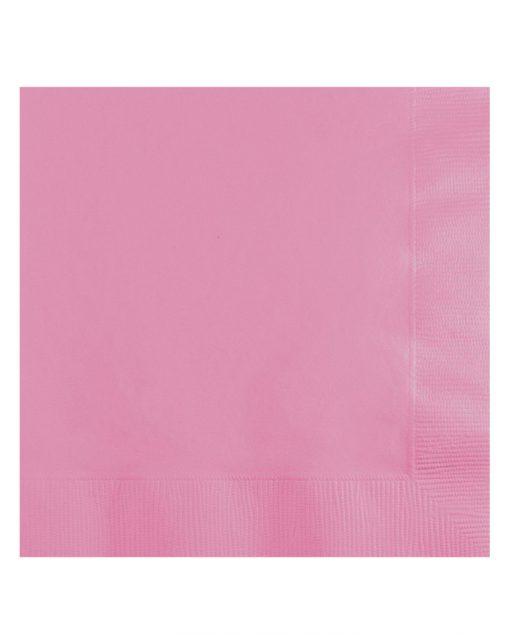 candy pink servietter