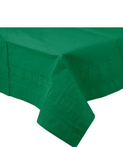Grøn engangsdug