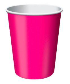 Hot pink papkrus