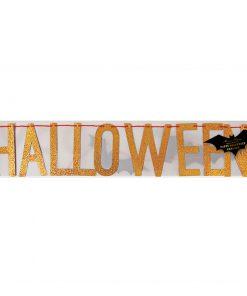Halloween guirlande - Halloweenpynt