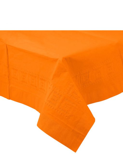 orange papirdug