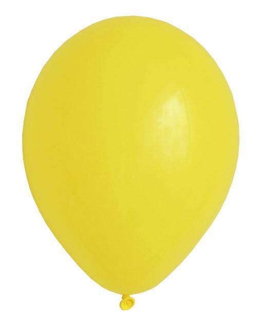 gule balloner bland selv