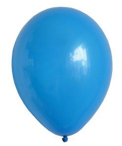 blå balloner til helium