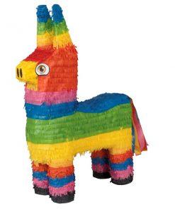 Traditionel æsel piñata - Populær aktivitet til børnefødselsdag