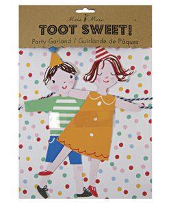 Toot Sweet guirlande fra Meri Meri