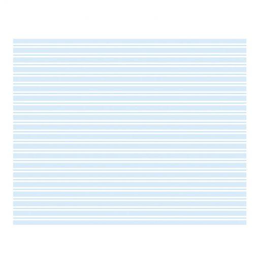 Yndig engangsdug i sart lyseblå