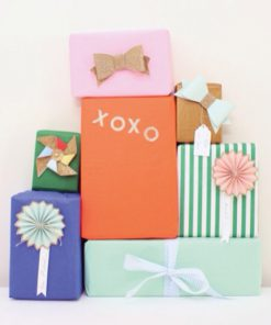 flotte gaver - indpakning