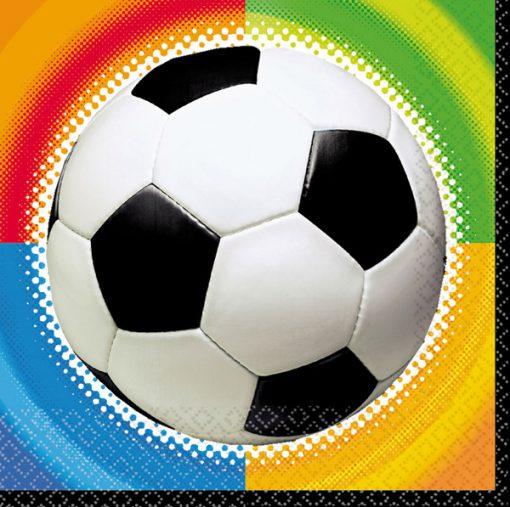 fodbold serviet