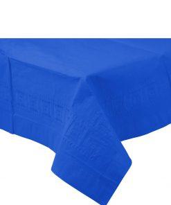 mørkeblå papirdug