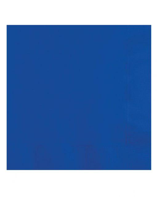 mørkeblå servietter