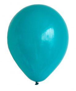 petroleumsfarvet ballon
