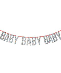 Babyshower guirlande - Baby baby baby - meri meri