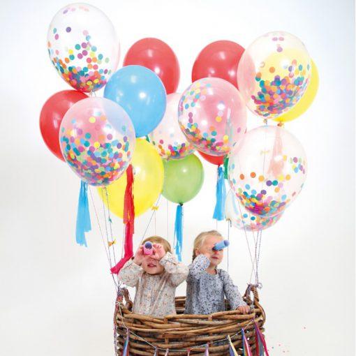 Ballon kit - forskellige farver