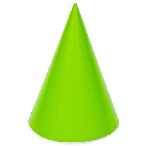 Lime grøn paphat