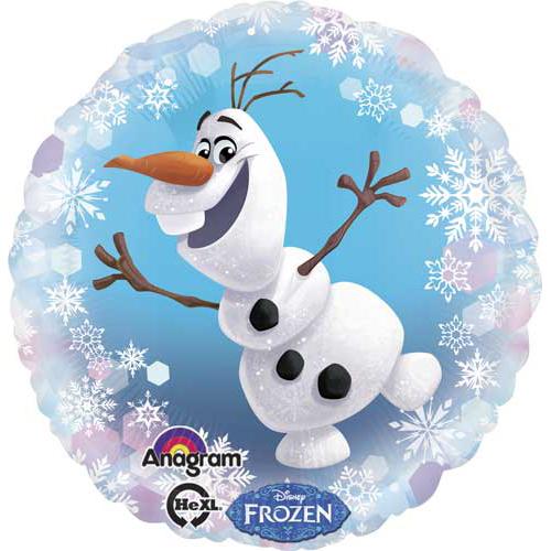 Olaf folio ballon - vinter