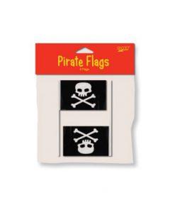 Pirat plastik flag