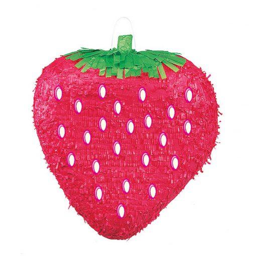 Jordbær Pinata