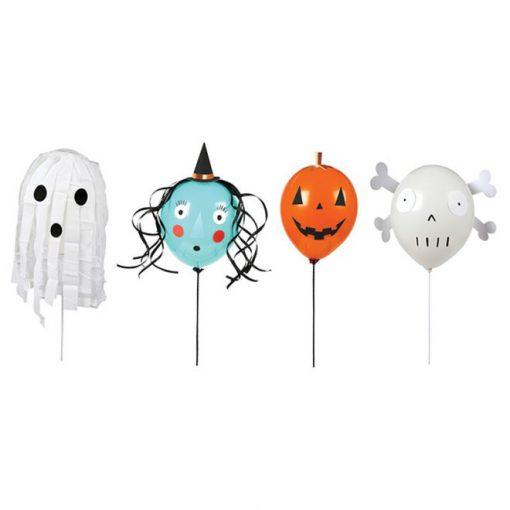 Fantastiske Halloween balloner fra Meri Meri