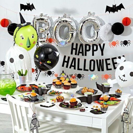 Halloween balloner til halloween fest fra Meri Meri