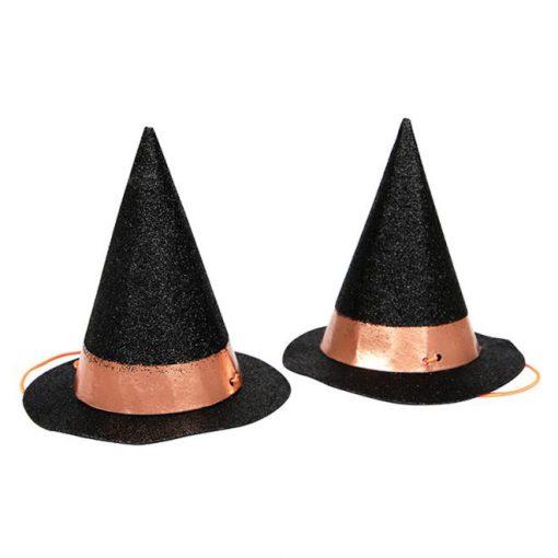 Heksehatte - Halloween fra Meri Meri