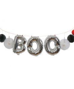 Stor Ballon guirlande fra Meri Mer - Halloween BOO