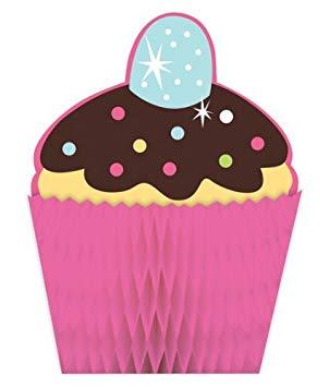 cupcake borddekoration