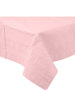 Baby lyserød papirdug