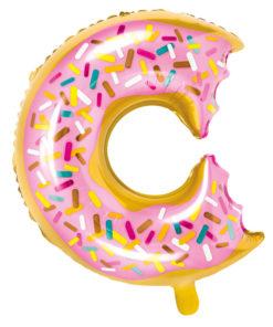 Stor donut folie ballon