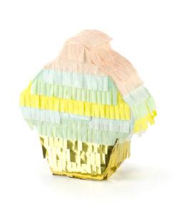 Mini cupcake piñata