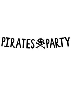 pirat guirlande