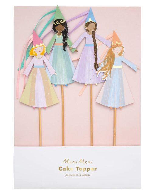 Prinsesse kagetoppere