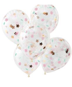 Blomster balloner