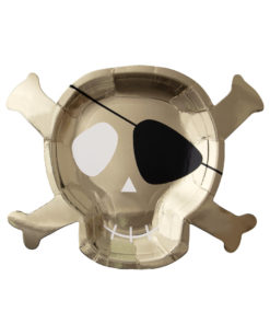 pirat tallerken fest