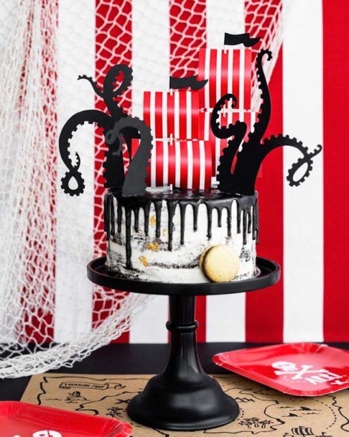 pirat kage børnefødselsdag