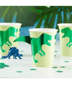 dinosaur fest tema