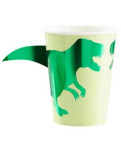 Dinosaur papkrus til dinosaur tema fødselsdag