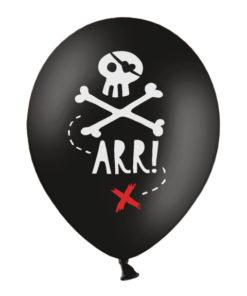 Sorte sørøver balloner