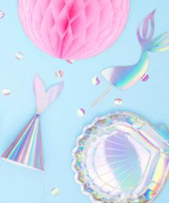 havfrue fødselsdagsfest tema