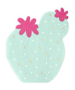 Kaktus servietter