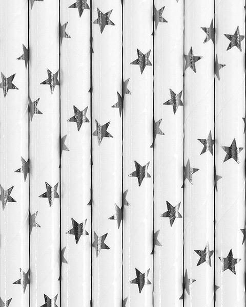 Stjerne papirsugerør